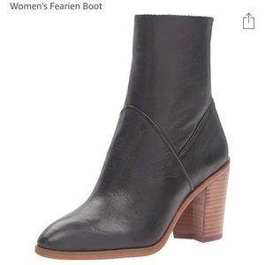 Aldo Fearien leather sock boot